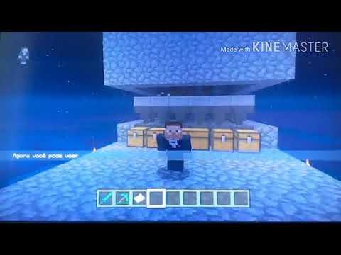 Minecraft xbox 360: Mob trap Simples E Facil!!