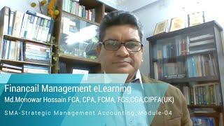 Strategic Management Accounting (SMA)_Module-04