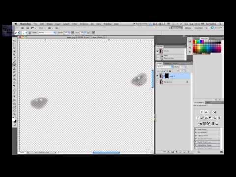 Episode 67 - Change eye color in Photoshop CS5