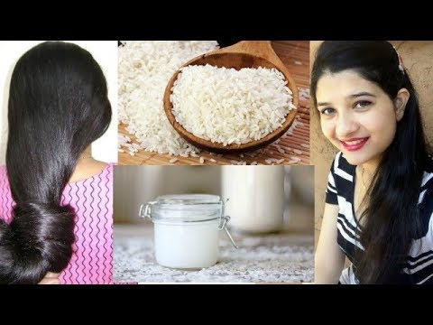 Beauty Benefits of RICE WATER for Flawless skin & Long Hair Naturally | Japanese Beauty Secrets