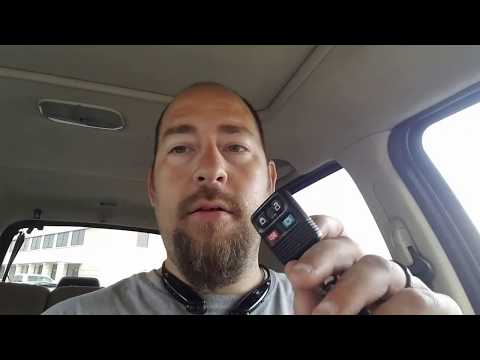 How to program Ford key fob remote!!!