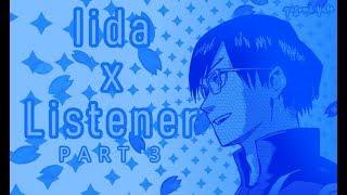 Tenya Iida x listener p3 ASMR [My Hero Academia] 18+