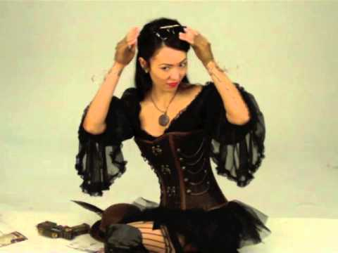 Steampunk Costume - Easier than you think!