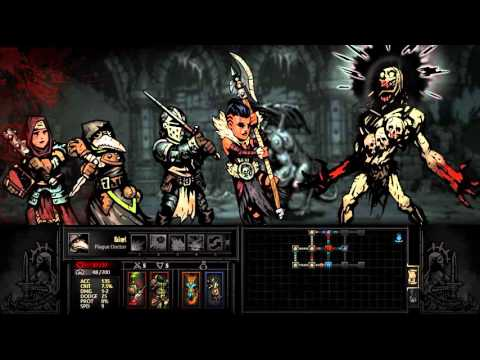 Darkest Dungeon Review and Critique