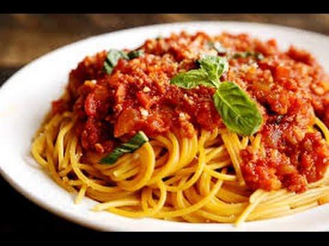 Special Spaghetti Bolognese | One Pot Chef
