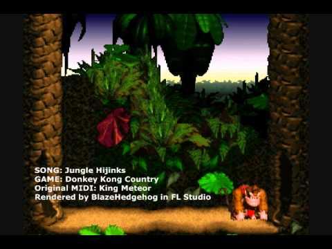 Music Remastered: Donkey Kong Country - Jungle Hijinks