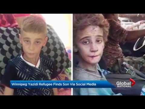 Refugee groups plead with Ottawa to quickly reunite Yazidi boy with Winnipeg mom