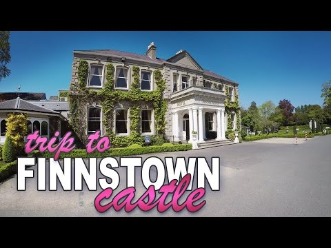 IRELAND TRAVEL 2017 GoPro5 // Finnstown Castle Hotel in Dublin