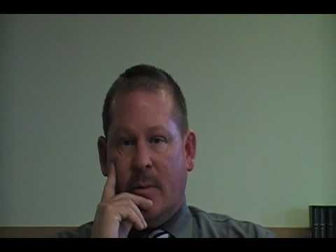 Lebanon County Chief Detective Describes Department Duties.wmv