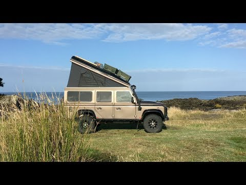 Overlanding in South America 2017
