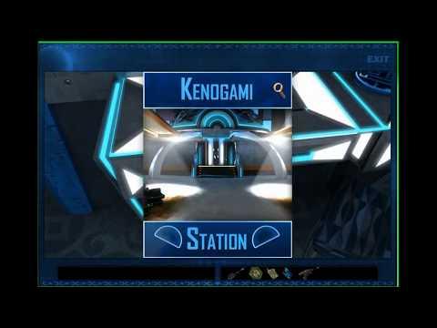 Captain Warlock (Part 6): Off to Kenogami Station