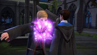 The Spider's Lair (Year 4 Chapter 14) - Harry Potter Hogwarts Mystery