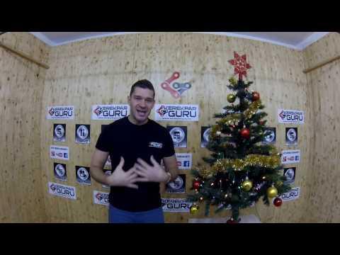 Karácsonyi üzenet a videóban....
