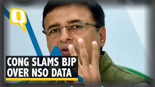 NSO Data: Congress Slams Modi Government Over Unemployment and Other Issues