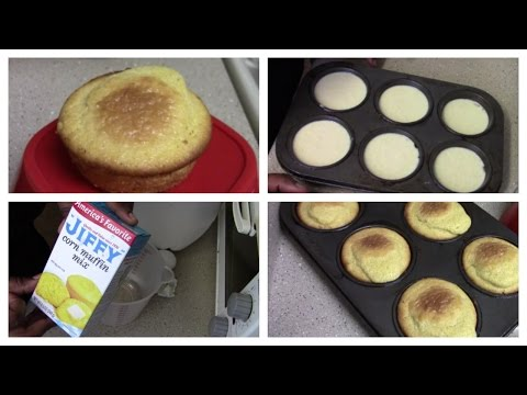 Cooking made Easy- Jiffy Cornbread