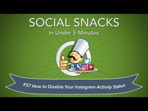 How to disable your Instagram activity status and protect your privacy