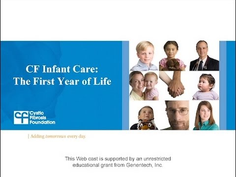 CF Foundation | CF Infant Care The First Year of Life