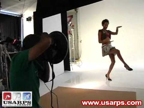 Photoshoot of the Girls of USARPS