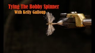 Download Tying the Bobby Spinner with Kelly Galloup Video