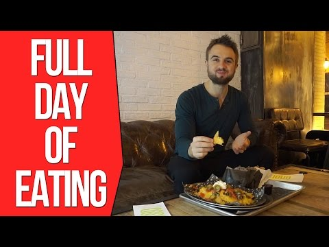 Full Day of Eating Intermittent Fasting - Upper Body Workout + My Birthday