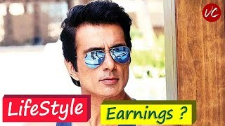 Sonu Sood Net Worth, Lifestyle, Family, Wife, Education, House, Car Collection