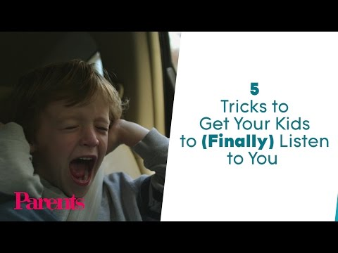 5 Tricks to Get Your Kids to (Finally) Listen | Parents
