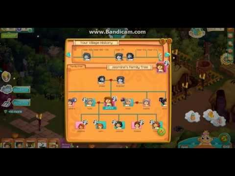Village Life ep.13 New Square in Woodland Village and Family Tree! [HD]