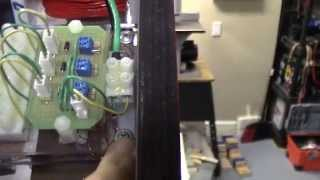 ZeroPointFuel - Coils mounted on the wheel frame