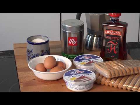 How To Make Traditional Tiramisu