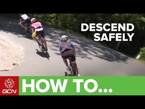 How To Descend Safely | Ridesmart