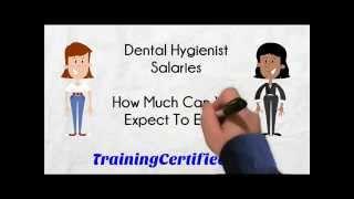 Dental Hygienist Salary How Much Do Dental Hygienists Make