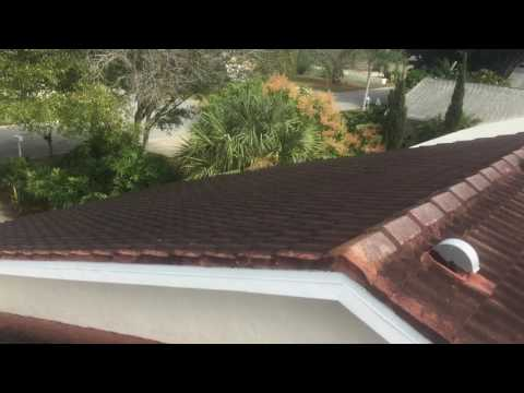 Tile Roof Washing Sarasota FL