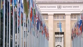Exclusive tour of the UN Office in Geneva ahead of Chinese President Xi