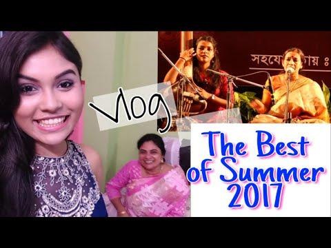 Her Voice is Magic ||Got My First Designer Gown ||vlog || Ishita Chanda