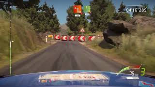 WRC 7 - Ott Tänak - Rally Germany Epic Stage! - Gameplay