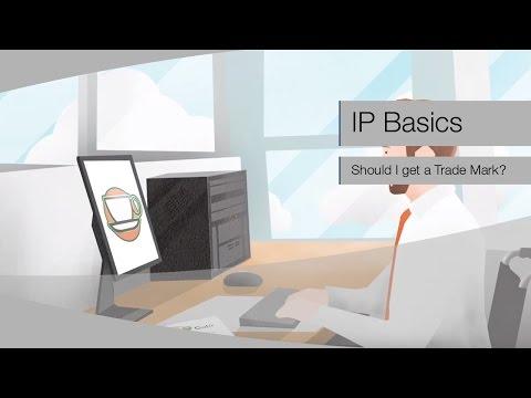 IP BASICS: Should I get a trade mark?
