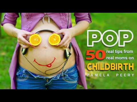 HOW TO PREPARE FOR BABY DELIVERY - PAMELA PEERY - CHILBIRTH CHANNEL INTRO