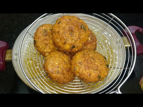 Fish Shami Kabab Deep Fry Kabab -esa Swaad jo sab Ko bha jae Authentic Recipe