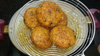 Fish Shami Kabab Deep Fry Kabab -esa Swaad jo sab Ko bha jae Authentic Recipe