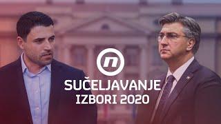 Veliko sučeljavanje Andreja Plenkovića i Davora Bernardića I Izbori 2020