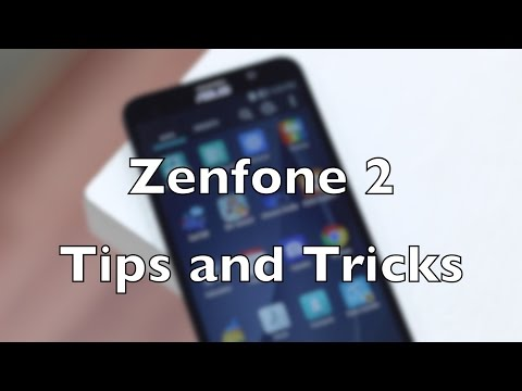 Zenfone 2 Tips and Tricks