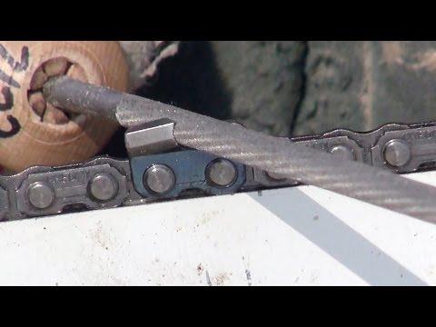 3 Chainsaw Sharpening Myths