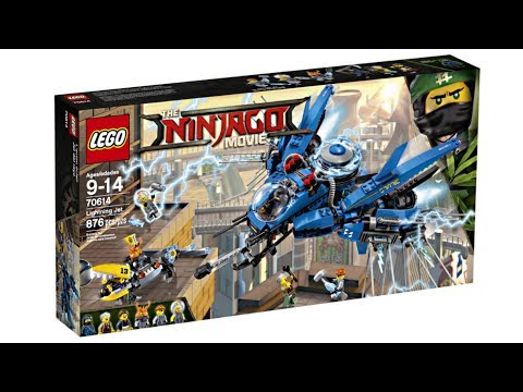 LEGO Ninjago Movie 2017 sets pictures!