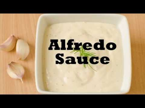 Homemade Alfredo Sauce - Only 3 Ingredients!