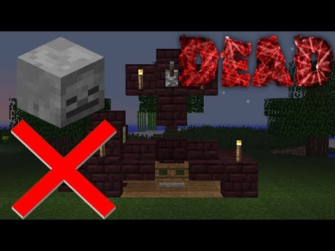 Minecraft | How To Make An Execution Machine