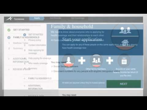 Complete Overview Health Insurance Marketplace (Screenshots)