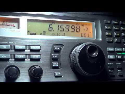 CKZN St John's Canada 6160 khz 0500 UT