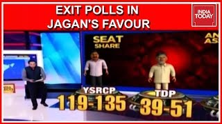 Decoding Andhra Pradesh Assembly Exit Poll Results | India Today Exit Poll 2019