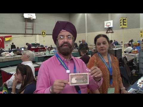 CoinTelevision: COOL CURRENCY! From Thailand & India at Paper Money Fair, Valkenburg. VIDEO: 7:05.
