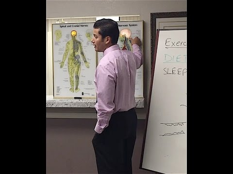 Spinal Nerves Affect Your Eyes Upland Claremont Cucamonga Ontario Chiropractor